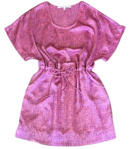Collective Concepts short dress Pink on Tradesy