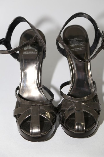 Burberry Grey Sandals