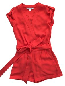 Diane von Furstenberg Romper Jumpsuit Dress