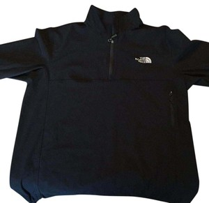 The North Face Fall Pullover Warm Black Jacket