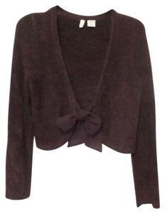 Anthropologie Moth Shrug Wrap Vegan Cardigan