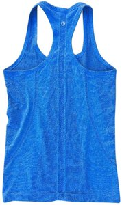 Lululemon Lululemon Run Swiftly Racerback Tank, Blue, Size 4