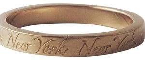 Tiffany & Co. Classic Tiffany And Company 18 Karat Yellow Gold Notes Band 100% Guaranteed Authentic Size 5 3/4 This Comes With A Complementary Tiffany Blue Polishing Cloth!!!