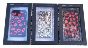 Marc Jacobs Authn. NWT Marc Jocabs 3 IPhone 4 cases