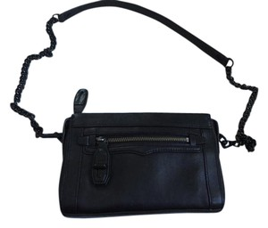 Rebecca Minkoff Mini Mac Leather Cross Body Bag