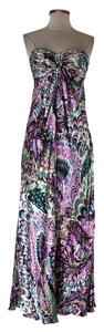 Multi colored Maxi Dress by Laundry by Shelli Segal
