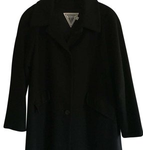 Marvin Richards Cashmere/wool Coat Trench Coat