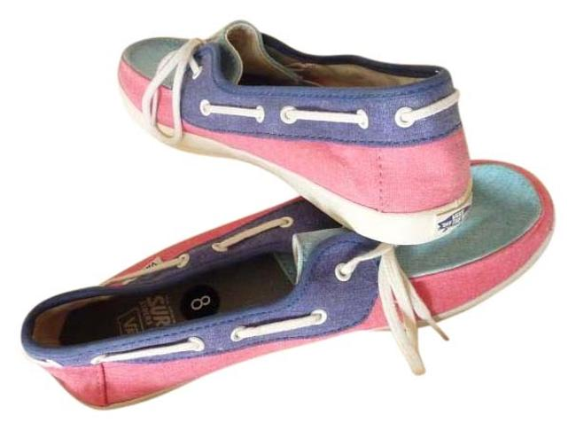 Item - Multi-colored Surf Siders Sneakers Size US 8 Regular (M, B)