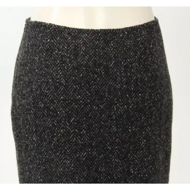 Ralph Lauren Collection Skirt Black and White