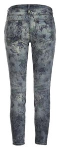 Current/Elliott Stiletto Skinny Floral Stretchy Skinny Jeans