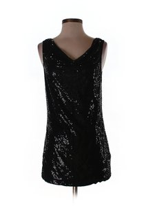 Forever 21 Sequin Embellished Holiday Tunic