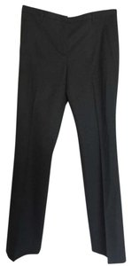Jil Sander Straight Pants Charcoal Gray