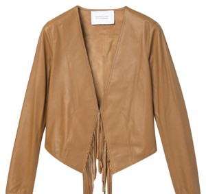 Derek Lam Camel natural Leather Jacket