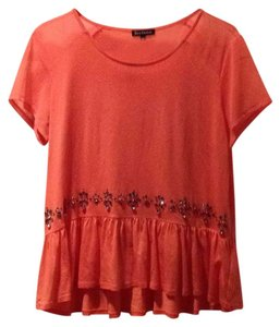 Juicy Couture Top Coral