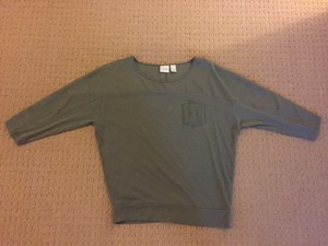 Chico's Top Sage Green