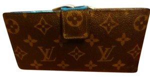 Louis Vuitton Long French Purse Wallet