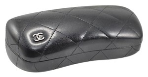 Chanel Chanel quilted leather sunglasses case