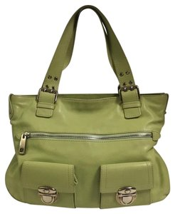 Marc Jacobs Satchel in Apple Green