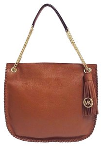 Michael Kors Chelsea Leather Shoulder Bag