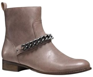 Coach Taupe Boots