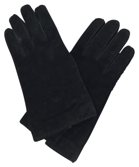 Preload https://img-static.tradesy.com/item/20121284/nordstrom-black-suede-gloves-wcotton-lining-med-0-1-540-540.jpg