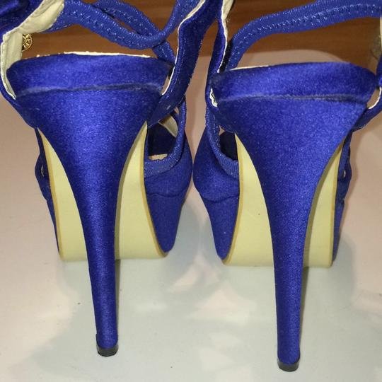 Other Royal blue Platforms