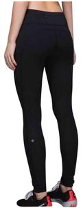 Lululemon Euc Lululemon Speed Tight Black Size 6 Special Edition Reflective