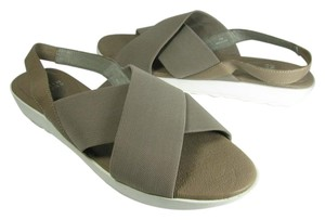 Eileen Fisher beige Sandals