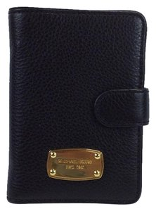 Michael Kors Michael Kors Leather Passport Case