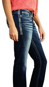 BKE Stella Comfortable Stretchy Boot Cut Jeans