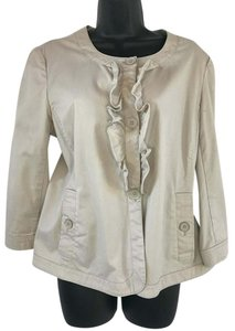 Talbots tan Jacket