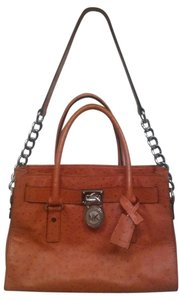 Michael Kors Satchel in Burnt orange/tangerine