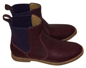 Tommy Hilfiger Wine Boots