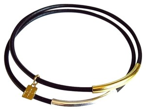 Elliot Francis Leather and Hardware Bangles
