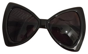 Black European Style Bowknot Sunglasses