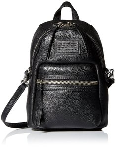 Marc by Marc Jacobs Domo Leather Mini Cross Body Bag