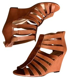 JustFab Brown Sandals