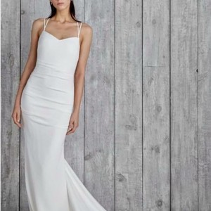 Nicole Miller Nicole Miller Celine Gown Wedding Dress