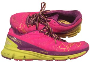 Under Armour Pink Athletic