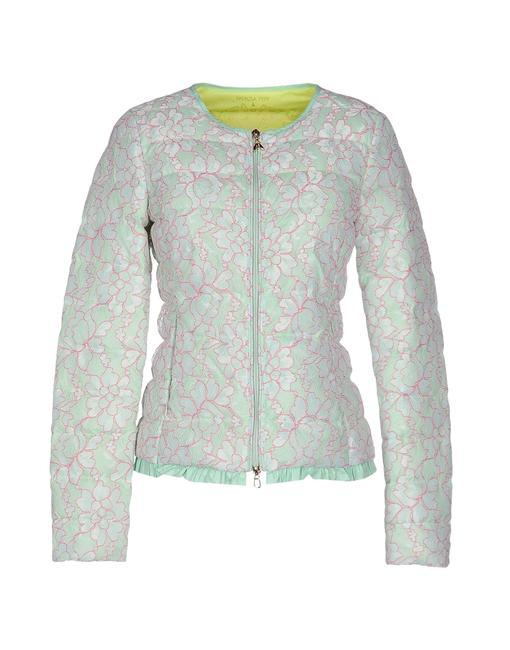 Preload https://img-static.tradesy.com/item/20122120/patrizia-pepe-blue-green-pink-lace-guippure-zipper-spring-jacket-size-4-s-0-0-650-650.jpg