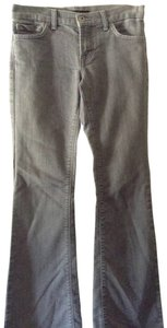 David Kahn Flare Pants light gray