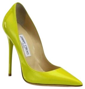 Jimmy Choo Citrine Pumps
