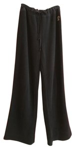 DKNY Relaxed Pants Black with tie waist