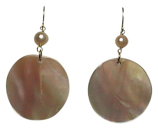 Preload https://img-static.tradesy.com/item/2012251/14k-yellow-gold-pink-pearl-and-mother-of-pearl-dangle-earrings-0-0-540-540.jpg