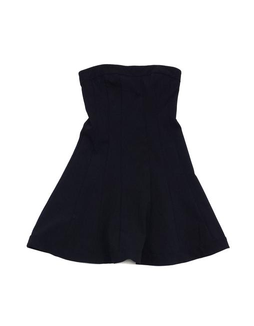 Preload https://img-static.tradesy.com/item/20122741/theory-black-panel-strapless-mini-short-casual-dress-size-2-xs-0-0-650-650.jpg