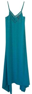 Turquoise Maxi Dress by PAPER DOLL