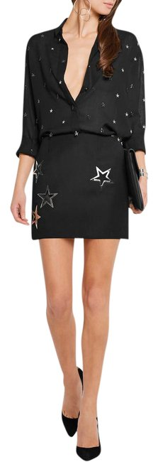Preload https://img-static.tradesy.com/item/20122806/anthony-vaccarello-black-new-star-cut-outs-outlined-with-metal-eyelets-sexy-pencil-shape-skirt-size-0-30-650-650.jpg