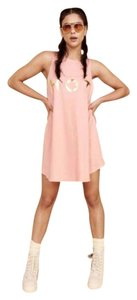 Wildfox short dress Desert Flower Pink D Mn Cover Up Swim Summer on Tradesy
