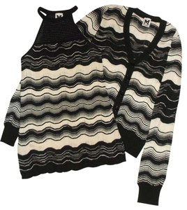 M Missoni M. Twinset Sweater Set Cardigan