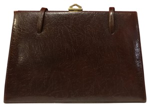 Crouch & fitzgerald Satchel in Brown